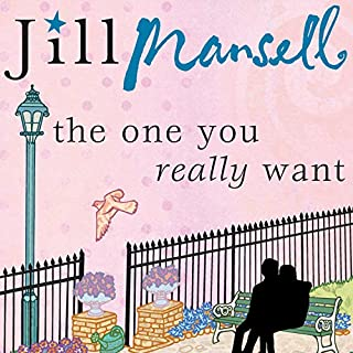 The One You Really Want audiobook cover art