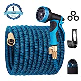 Best Garden Hoses - monyar Garden Hose Expandable Water Hose 100 Feet,Extra Review