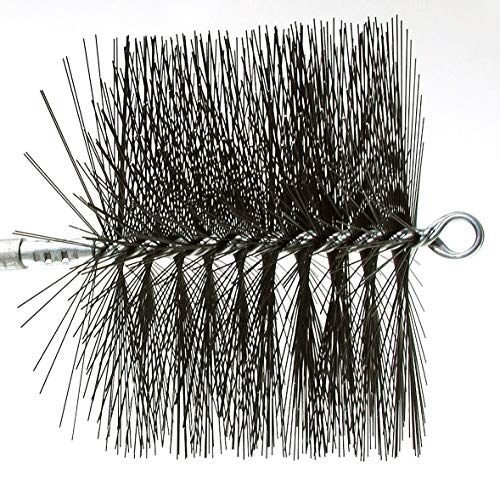 Find Cheap Rutland 16409 Round Wire Chimney Sweep Brush, 9 (Renewed)