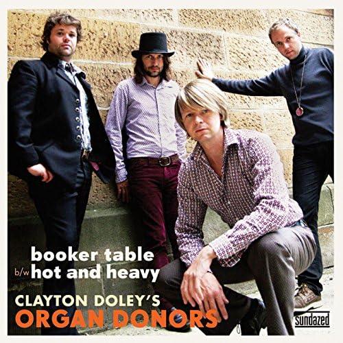 Clayton Doley's Organ Donors