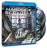 Mardock Scramble - Cb [Blu-ray]