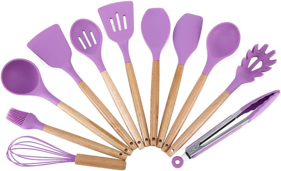 Cooking Tools Easy To OFFer Clean Silicone Ef Spatula Virginia Beach Mall Anti‑scalding