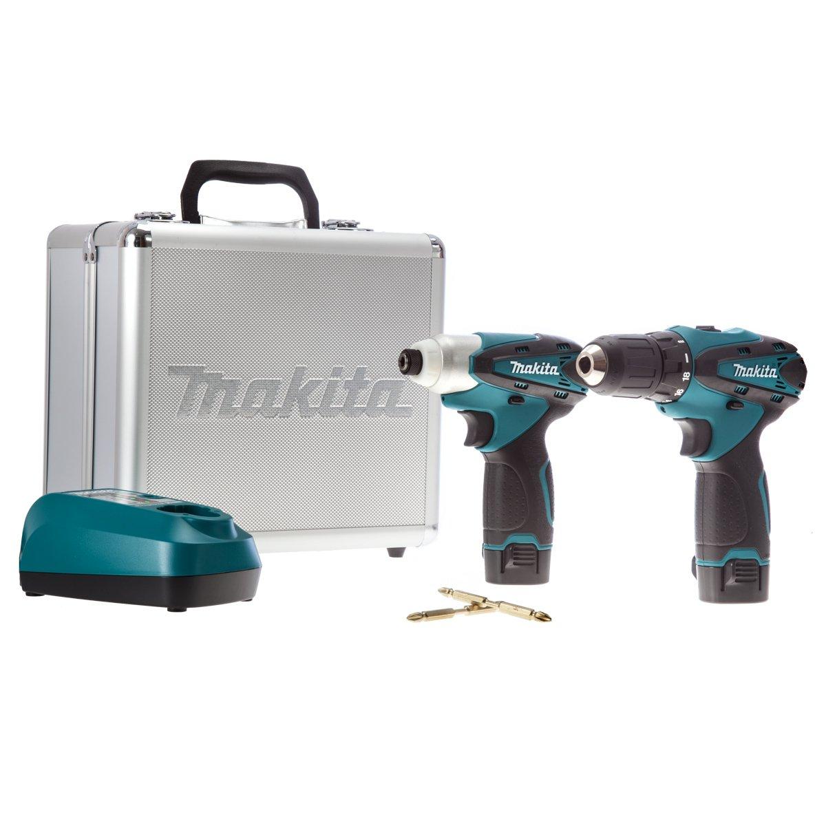 Makita LCT204 X 2 Kit compuesto azul: Amazon.es: Bricolaje y ...