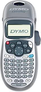 DYMO Label Maker, LetraTag 100H Handheld Label Maker, Easy-to-Use, 13 Character LCD Screen, Great for Home & Office Organi...