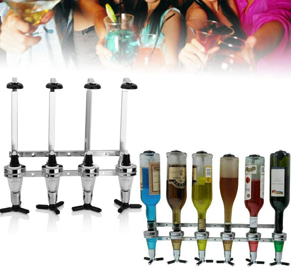 25ml Wine Dispenser Holder Beauty products Los Angeles Mall Wall Bracket Dis Mounted Liquor