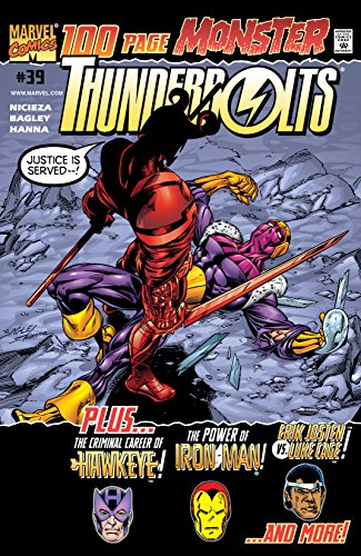 Download Thunderbolts (1997-2003) #39 (English Edition) B01GQU5P0W