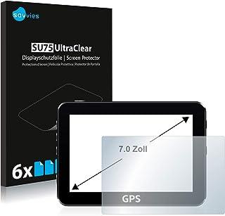 2x protector de pantalla para Panasonic Lumix DMC-TZ70 Mate Película De Protección Anti