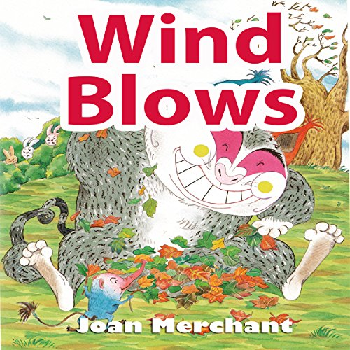 Wind Blows audiobook cover art