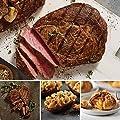 Omaha Steaks The T-Bone & Ribeye Special