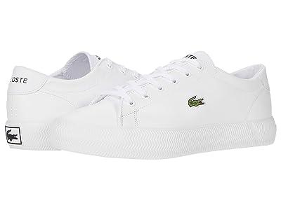 Lacoste Gripshot 0120 3 CFA (White/White) Women