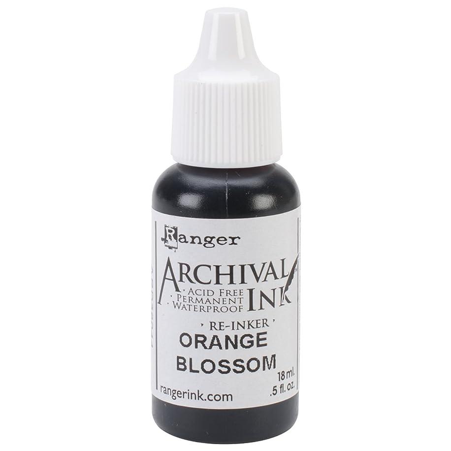 Ranger Wendy Vecchi Designer Series Archival Re-Inkers, 0.5-Ounce, Orange Blossom