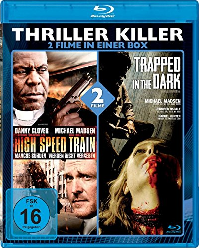 Thriller Killer, 1 Blu-ray