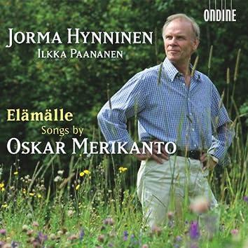 Merikanto, O.: Songs