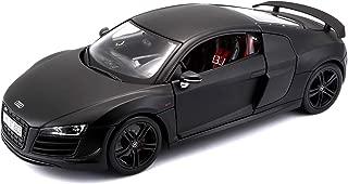 Audi R8 GT 1/18 Maisto Preto