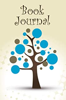Book Journal: Record Book For Book Lovers. Track All Your Book Reviews In The Perfect Reading Journal Logbook.