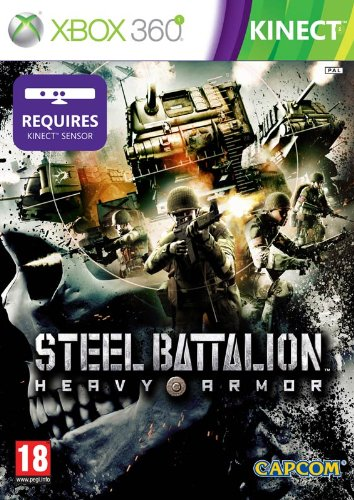 Steel Batallion: Heavy Armor (Kinect)
