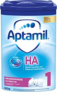 Aptamil 爱他美 HA 1 新生儿奶粉 含SYNEO 1罐 (1 x 800 g)
