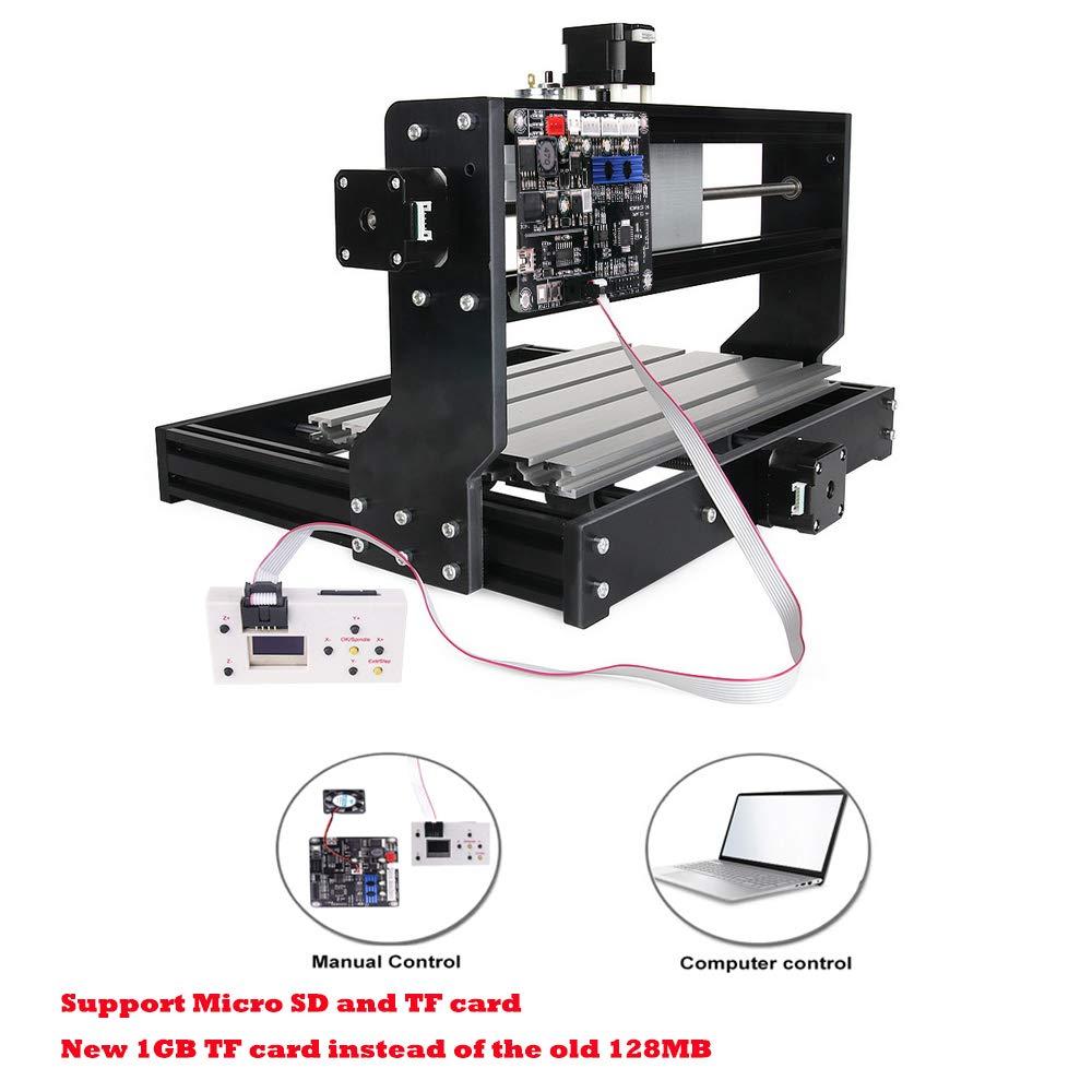 Actualice La CNC 3018 Pro GRBL Control DIY Mini CNC Machine ...
