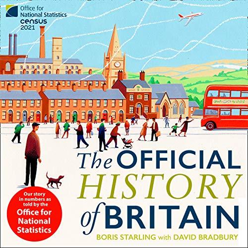 Couverture de The Official History of Britain