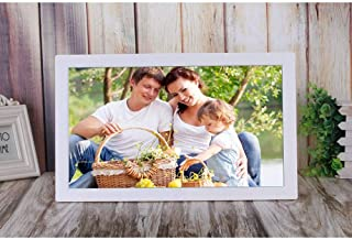 Digital Frame 10 Inch Digital Picture Frame 1024600 Pixels High Resolution High Resolution LED Screen USB And SD Card Slots Aluminum Alloy Ultra-thin Narrow Side Electronic Digital Photo Frame