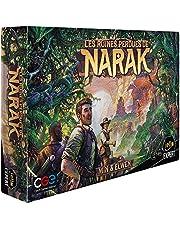 iello - 51864 - Jeu Expert - Les ruines perdues de Narak