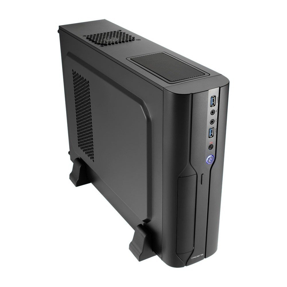 Tacens ORUM III, Caja de Ordenador Micro ATX, Ventilador Trasero 8cm, USB 3.0, Negro: Tacens: Amazon.es: Informática