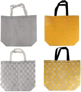 Lot of 12 Large Vinyl ShinnyPrints Reusable Shopping Bags Tote Grocery