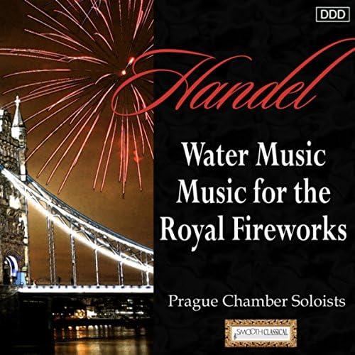 Prague Chamber Soloist & Andrew Mogrelia