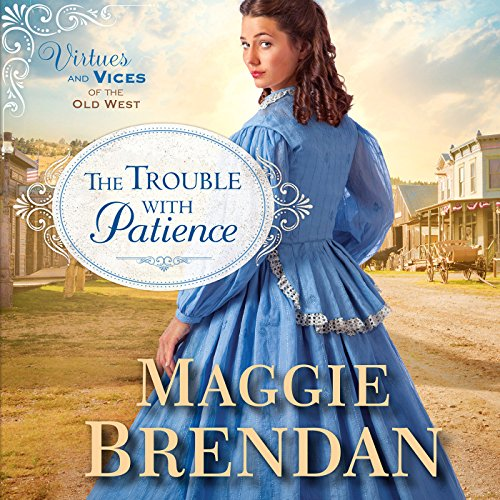 The Trouble with Patience audiobook cover art