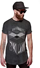 Camiseta Longline Brooklyn New York Ilimitada Original