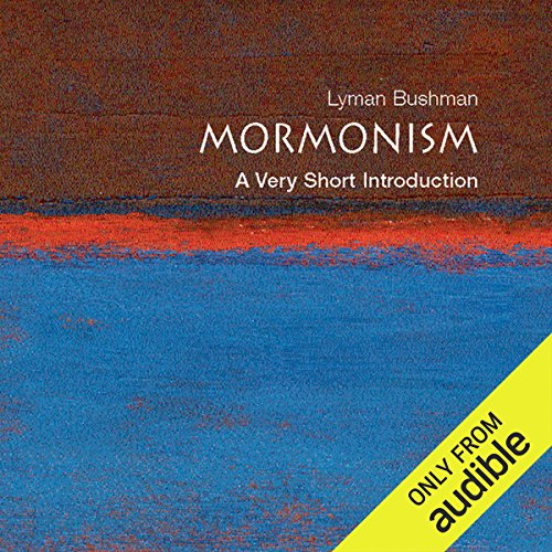 Mormonism audiobook cover art