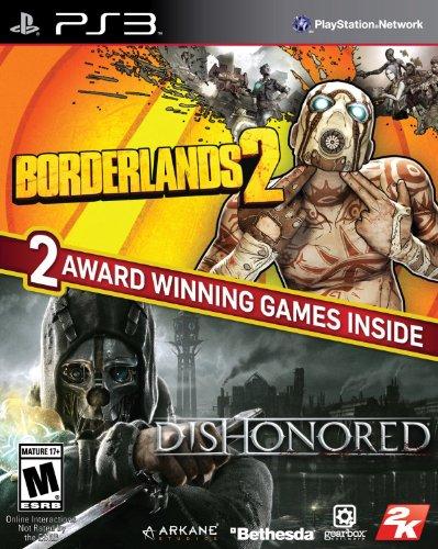 Borderlands 2 & Dishonored Bundle-Nla [USA]
