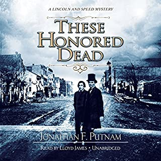These Honored Dead audiobook cover art