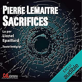Couverture de Sacrifices