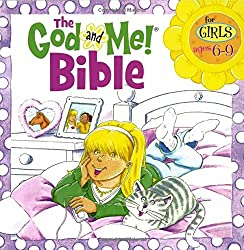 The God and Me Bible