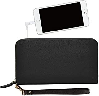 Mighty Purse Wallet Edition - Smartphone Charging Wallet for iPhones and Android Phones