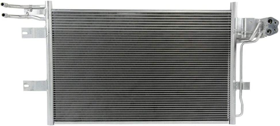 A surprise price is realized Value A C Condenser For 2008-2013 Lincoln Flex Ford Taurus Finally popular brand M MKS