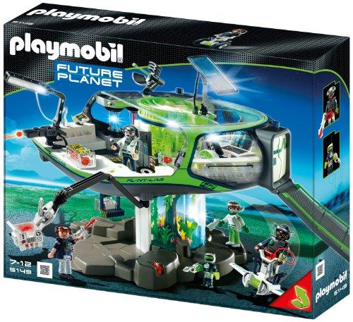 Playmobil 5149 - E-Rangers Future Base