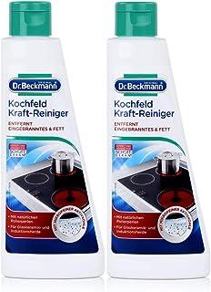 Dr. Beckmann Kochfeld Kraftreiniger 2er Pack 2 x 250ml