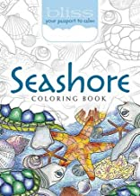 BLISS Seashore Coloring Book: Your Passport to Calm