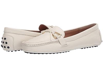 LAUREN Ralph Lauren Briley Moccasin Loafer (Cream) Women