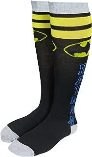 Batman Athletic Stripe Women's Knee High Socks