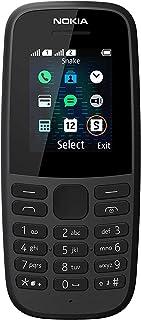Nokia 105-2019 Dual Sim Czarny (Ta-1174)