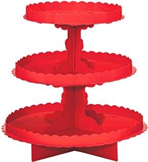 Amscan Party Supplies, One Size, Red