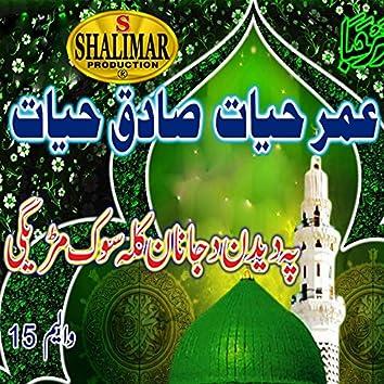 Pa Deedan Da Janan Kala, Vol. 15 (feat. Sadiq Hayat)