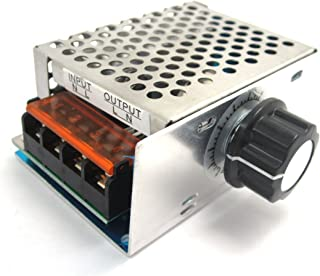 ARCELI Regulador regulador de Velocidad electrónico Regulador de Alta Potencia SCR AC 220V 4000W