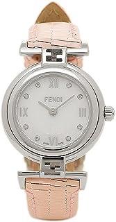 [フェンディ] 腕時計 レディース FENDI F271247D-NEW ホワイトパール/ピンク [並行輸入品]