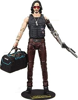 McFarlane Toys Cyberpunk 2077 Johnny Silverhand Variant Action Figure