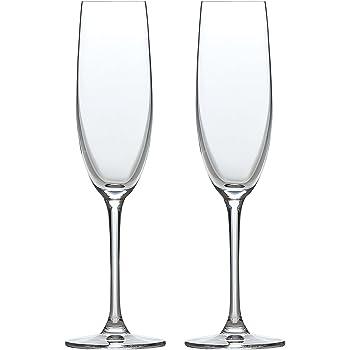 東洋佐々木ガラス ペアシャンパングラス クリア 170ml パローネ ファインクリスタルギフト 食洗機対応 G450-S52 2個入り