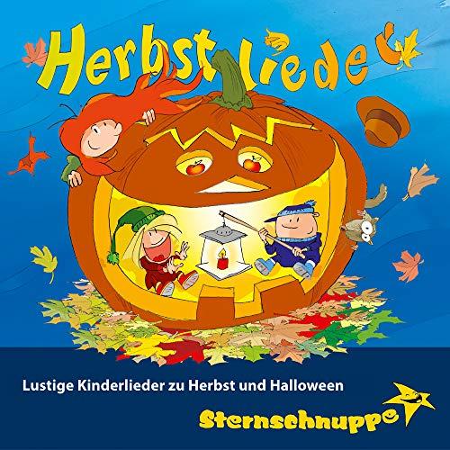 Herbstlieder: Lustige Kinderlieder zu Herbst und Halloween